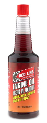 Red Line 81403 Break-in Oil Additive with Zinc