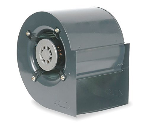 1 hp 1097 RPM 115V Furnace Blower with Housing Assembly & Motor # 1XJY3 by Dayton (Furnace Blower Motor With Housing compare prices)