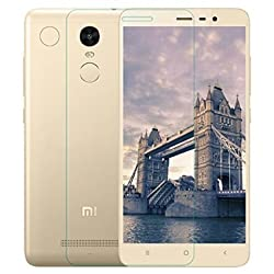 Screen Protector for Redmi Note 3 - Kohinshitsu Tempered Glass Screen Guard for Redmi Note 3 / Mi Note 3 / Xiaomi Note 3 (Pack of 3, Eco Series)