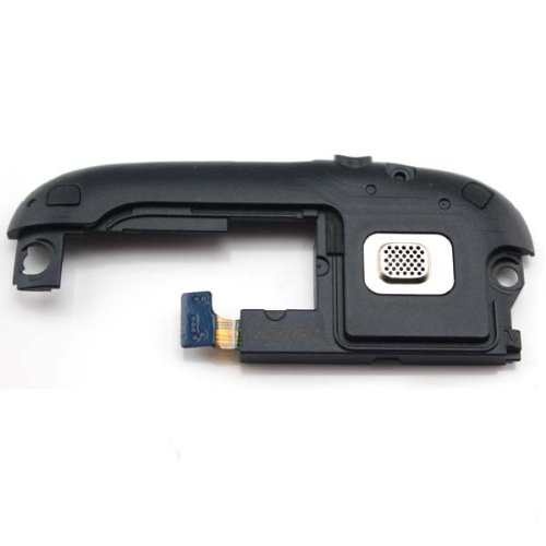 Genuine New Loud Speaker Buzzer & Headphone Jack For Samsung Galaxy S3 I9300 Black