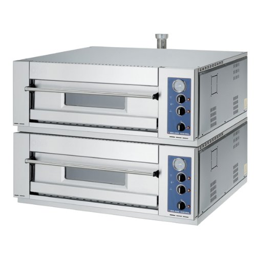 "Blue Seal 8 x 12"" Pizza Oven - DB830M - 950(w)950(d)730(h)mm - Pack Size: Single"