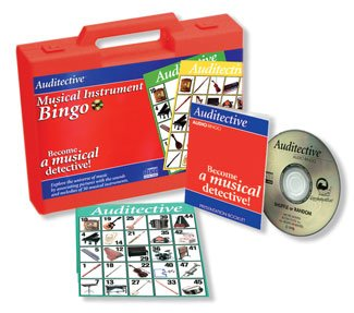 Alfred Musical Instrument Bingo (Complete Game/CD)Alfred Musical Instrument Bingo (Complete Game/CD)