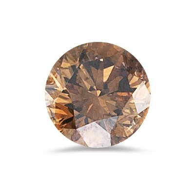 Loose Diamond Gia Certified Natural Fancy Dark Yellowish Brown 1pc Loose Diamond 1 09 Cts Si2 Clarity Round Brilliant