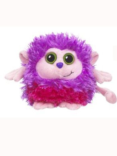 Purple & Pink Monkey Whoorah Friends Plush by Ganz - 1