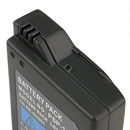 Rechargeable Battery for Sony PSP 1000 1800Mah