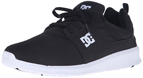 DC Heathrow SE Unisex Comfort Shoe, Black/Battleship, 11.5 M US