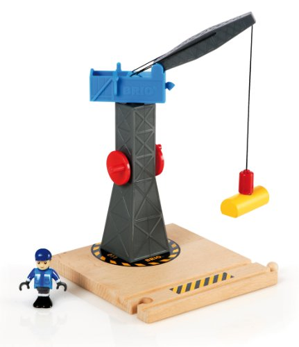 Brio Tower Crane - 1