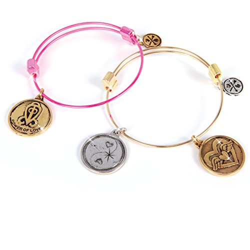 Charmazing Let's Get Started Bracelets - Heart Collection 1