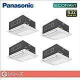 パナソニック(Panasonic) 業務用エアコン6.0馬力相当 1方向天井カセット(同時ダブルツイン)(エコナビ)三相200V  ワイヤードリモコンPA-SP160DM5GV Gシリーズ[]取付工事全国可