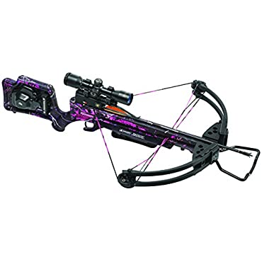 Wicked Ridge Lady Ranger Crossbow Package Muddy Girl Camo WR15025-9536