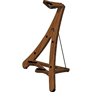 ystemste support systems axcel wood guitar stand birch musical instruments. Black Bedroom Furniture Sets. Home Design Ideas
