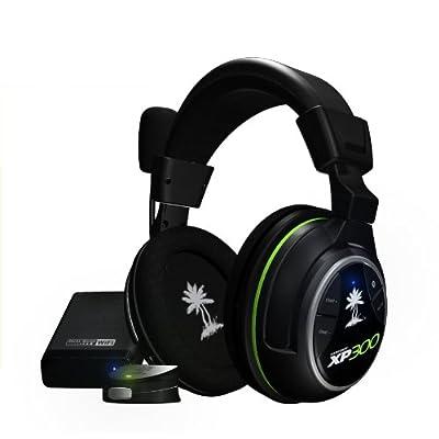 Amazon.com: Turtle Beach Ear Force XP300 Wireless Gaming Headset