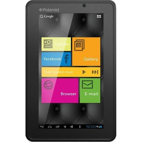 Polaroid 7″ Internet Tablet Dual Cameras & Touch Screen
