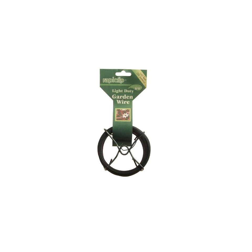 Luster Leaf 838 Rapiclip 150 Foot Roll Light Duty Garden Wire
