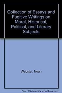 essays moral political and literary pdf