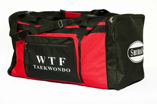 Kit-Bag LARGE - WTF-TAEKWONDO Shihan Master