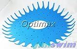 Pentair K12413 18-Inch Vacuum Seal Replacement Kit Kreepy Krauly Kruiser Automatic Pool Cleaner
