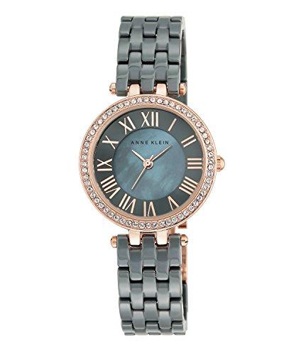 anne-klein-womens-ellen-quartz-watch-with-grey-dial-analogue-display-and-grey-ceramic-bracelet-ak-n2