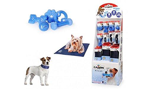 Camon gioco spargiricompensa rinfrescante per cani Artic freeze