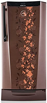 Godrej RH EdgeDigi 192 PDS 6.2 Direct-cool Single-door Refrigerator (192 Ltrs, Cocao Spring)