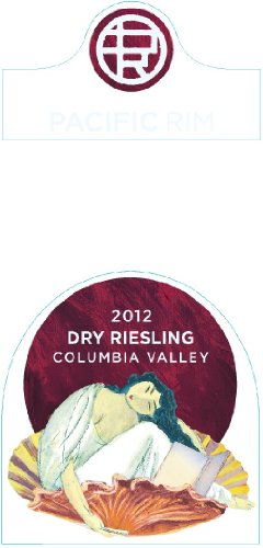 2012 Pacific Rim Columbia Valley Dry Riesling 750 Ml