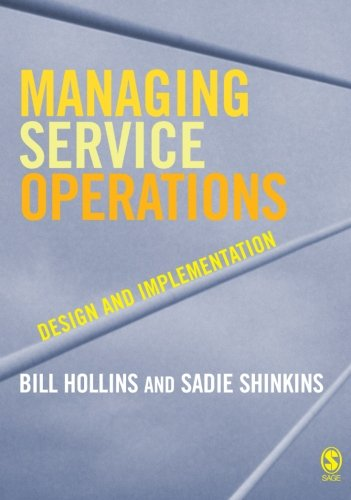 Managing Service Operations: Design And Implementation