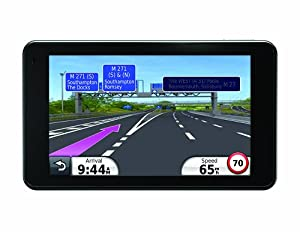 "Garmin nuvi 3760T 4.3"" Sat Nav with UK and Full Europe Maps, Traffic Alerts and Bluetooth"