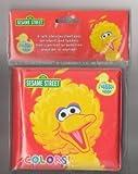 "Sesame Street Big Bird ""Colors"" Bath Time Bubble Book"