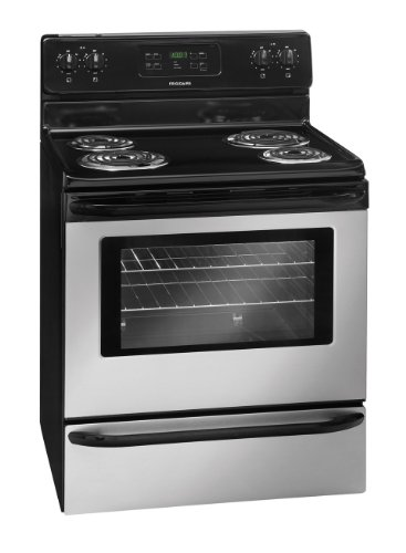 Shopping frigidaire ffef3015ls 30 inch electric range stainless steel this hot review - Inch electric range reviews ...