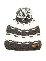 Canadian Gorro Soft Thermal (Gris Oscuro / Blanco)