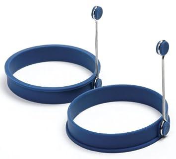 Silicone Egg Pancake Ring Round