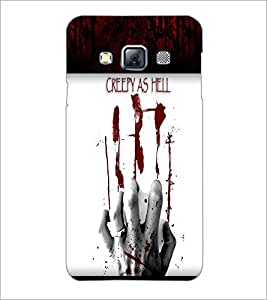 PrintDhaba Quote D-6049 Back Case Cover for SAMSUNG GALAXY A3 (Multi-Coloured)