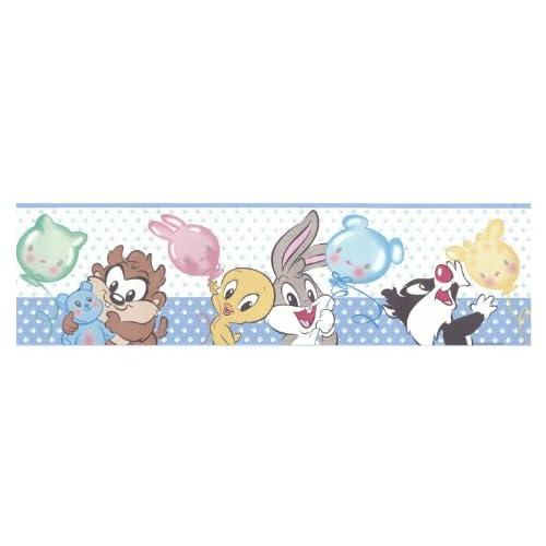 Baby looney tunes wallpaper border - photo#23