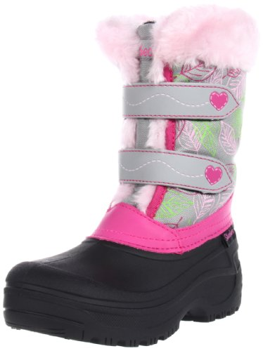 Skechers Kids 88579L Lil Frost - Collectables Snow Boot (Little Kid)