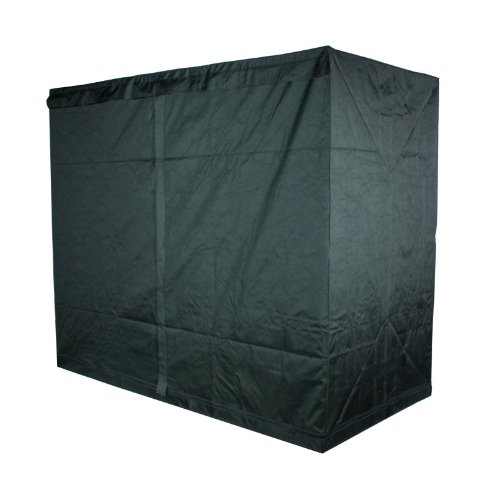 100% Reflective Mylar Hydroponics Grow Tent, Non Toxic Hydro Dark Room Box Hut, 96