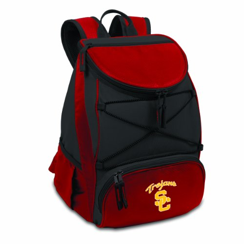 NCAA USC Trojans PTX Insulated Backpack Cooler, Red, Regular at Amazon.com