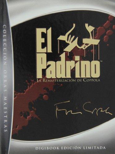 El Padrino - Trilogía (Digibook) [Blu-ray]