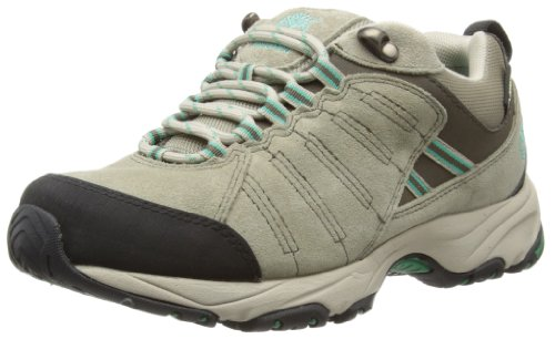 Timberland Womens Tilton Low GTX Trekking and Hiking Shoes C7611A Pewter/Green 5 UK, 38 EU