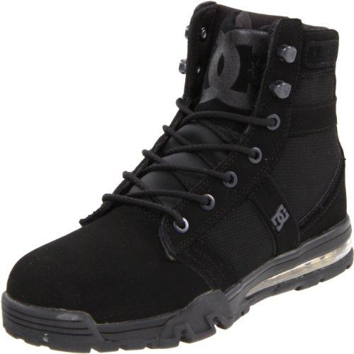 DC Men's Lieutenant WR Action Sports Shoe,Black/Gold,10.5 M US