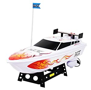 MX Racing Full Function Flaming Pearl Electric RTR RC Speed Boat Good Quality Remote Control Boat RECHARGEABLE!