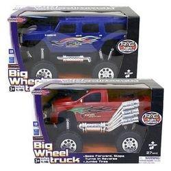 Big Wheel Radio Control Truck 13 Inches