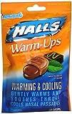 Halls Mocha Mint Cooling & Warming Throat Cough Drops by Cadbury Adams USA LLC