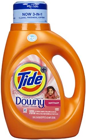 Tide Plus Touch Of Downy, April Fresh Scent