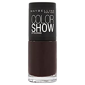 Maybelline Jade Color Show 357 Burgundy Kiss, 1er Pack (1 x 7 ml)