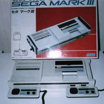 セガ マークⅢ (SEGA MARKⅢ)