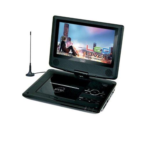 Trevi 0141200 Lecteur DVD portable Noir