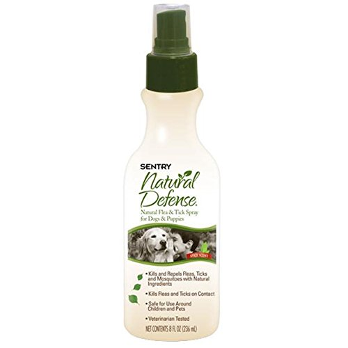 Natural Defense Flea And Tick Spray Reviews