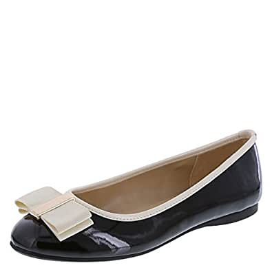 Christian Siriano Women's Camila Bow Flat : Amazon.com