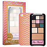 Too faced Limited-Edition Jingle All the Way Makeup Palette & iPhone 5 Case $96.00 Value!