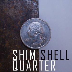 Shim Shell Coin - Quarter